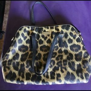 Kate Spade Original leopard Purse Handbag
